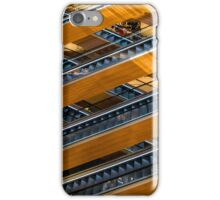 Modern Escalators iPhone Case/Skin
