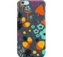 Retro Florals iPhone Case/Skin
