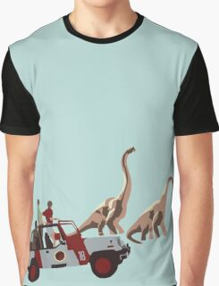 They Do Travel in Herds Graphic T-Shirt