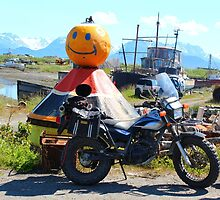 Happy Motorcycle by micavd