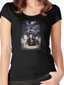 The Legend of Sleepy Hollow Women's Fitted Scoop T-Shirt