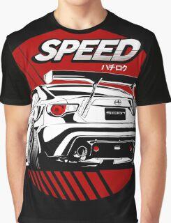 Toyota Sport car Graphic T-Shirt