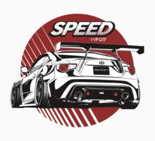 Toyota Sport car One Piece - Short Sleeve