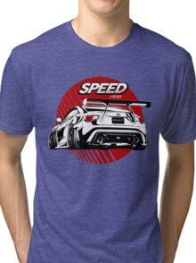 Toyota Sport car Tri-blend T-Shirt