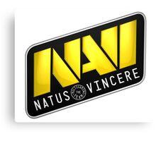 Dota 2 Na'Vi Logo Shirt Canvas Print
