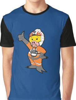 Leave it to Porkins  Graphic T-Shirt