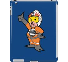 Leave it to Porkins  iPad Case/Skin
