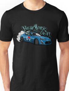 New York Drift sport car Unisex T-Shirt