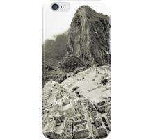 Machu Picchu & Wonder of the World  iPhone Case/Skin