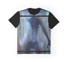 Neon Allegory Graphic T-Shirt