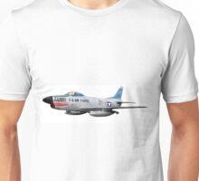 F-86D Sabre Dog, USAF Unisex T-Shirt