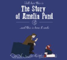 The story of Amelia Pond by Acidbetta