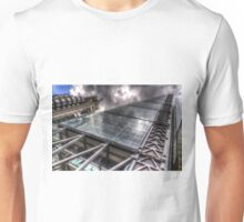 Lloyd's and the Cheese Grater  Unisex T-Shirt