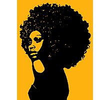 Soulfro Photographic Print