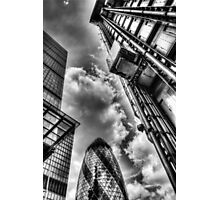 City of London Iconic Buildings Photographic Print