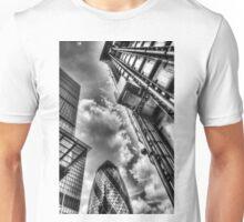 City of London Iconic Buildings Unisex T-Shirt
