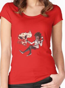 Candela - Team Valor Women's Fitted Scoop T-Shirt
