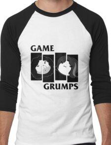 Game Grumps Black Flag Men's Baseball ¾ T-Shirt