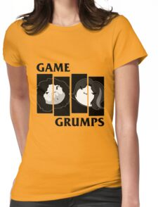 Game Grumps Black Flag Womens Fitted T-Shirt