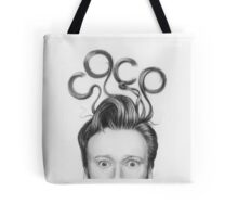 Conan's Crazy Hair COCO Tote Bag