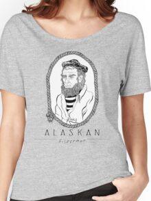 ALASKAN | f i s h e r m a n Women's Relaxed Fit T-Shirt