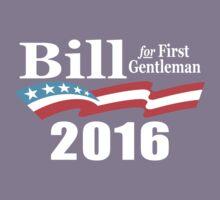 Bill Clinton First Gentleman Kids Tee