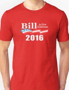 Bill Clinton First Gentleman Unisex T-Shirt