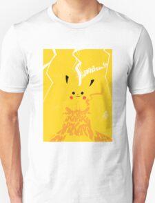 Vintage Pikachu Unisex T-Shirt