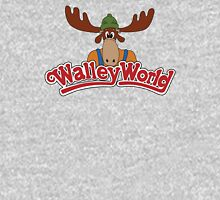National Lampoon's - Walley World Logo HD Womens Fitted T-Shirt