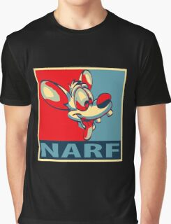 NARF! Graphic T-Shirt