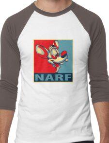 NARF! Men's Baseball ¾ T-Shirt