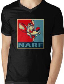 NARF! Mens V-Neck T-Shirt