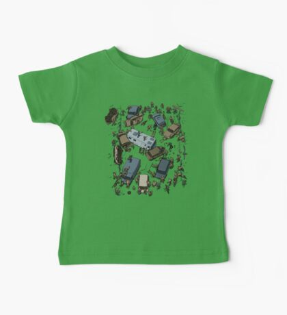 Survival Game Baby Tee