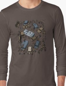 Survival Game Long Sleeve T-Shirt