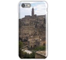 Matera Italy! iPhone Case/Skin
