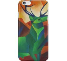 Life in the field of lava iPhone Case/Skin