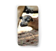 Cameroon Baby Sheep Samsung Galaxy Case/Skin
