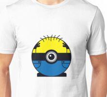 Minion Pokemon Ball Mash-up Unisex T-Shirt
