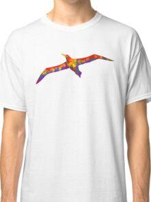 Rainbow Soaring Albatross Classic T-Shirt