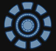 Iron Man Arc Reactor  Kids Clothes