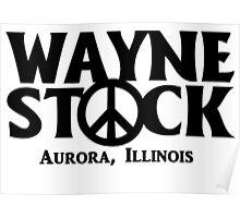 Wayne Stock Poster