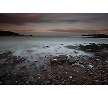 catterline bay Photographic Print
