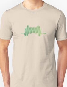 Gamer Heartbeat Unisex T-Shirt