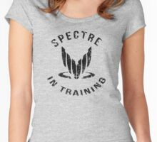 Mass Effect - SPECTRE in Training Women's Fitted Scoop T-Shirt