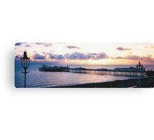 Brighton Pier, England Canvas Print