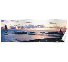 Brighton Pier, England Poster