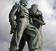 the commando memorial by kippis