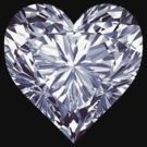 Diamond Heart by rapplatt