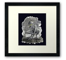 Doppelganger dungeon and dragons Framed Print