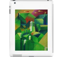 In the lights of the morning iPad Case/Skin